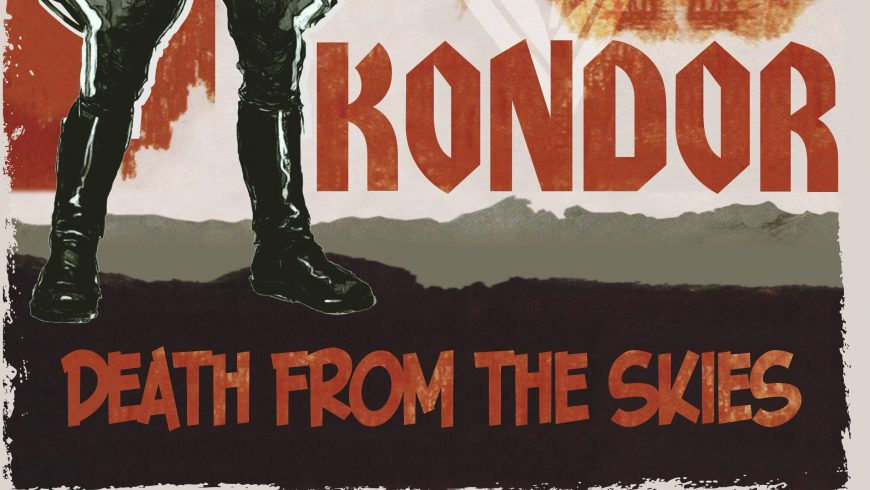 Kondor – Death From The Skies: La recensione