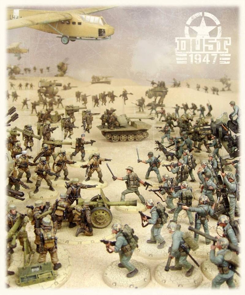 La guerra di Dust 1947!