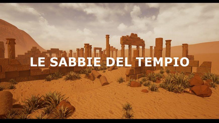 LE SABBIE DEL TEMPIO