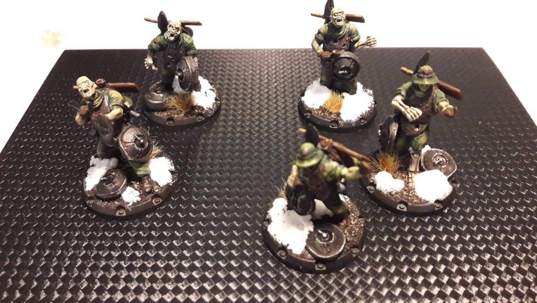 Suicide Zombie Squad Recast