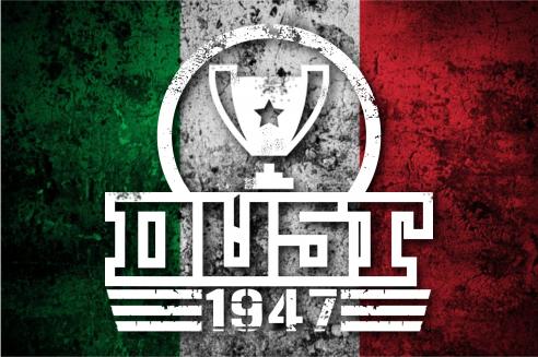 5. italienische Dust 1947 Meisterschaft