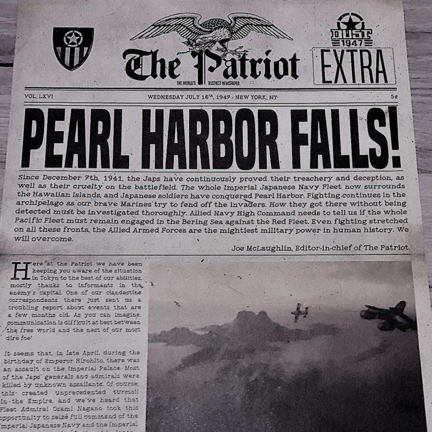 PEARL HARBOR CADE!