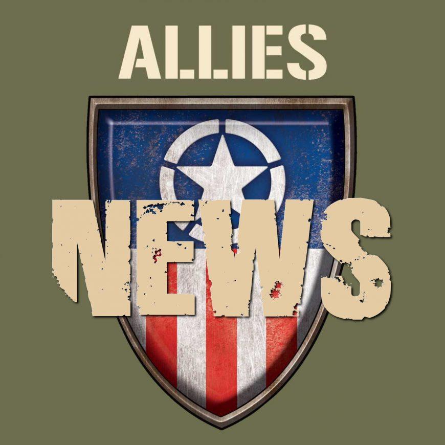 Le NOVITA' nel futuro per gli Alleati!