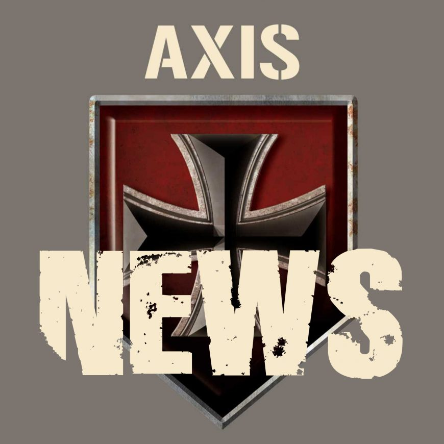 NEWS in the future for the AXIS! Opens the New Dust Collection program and closes Dust Elite.