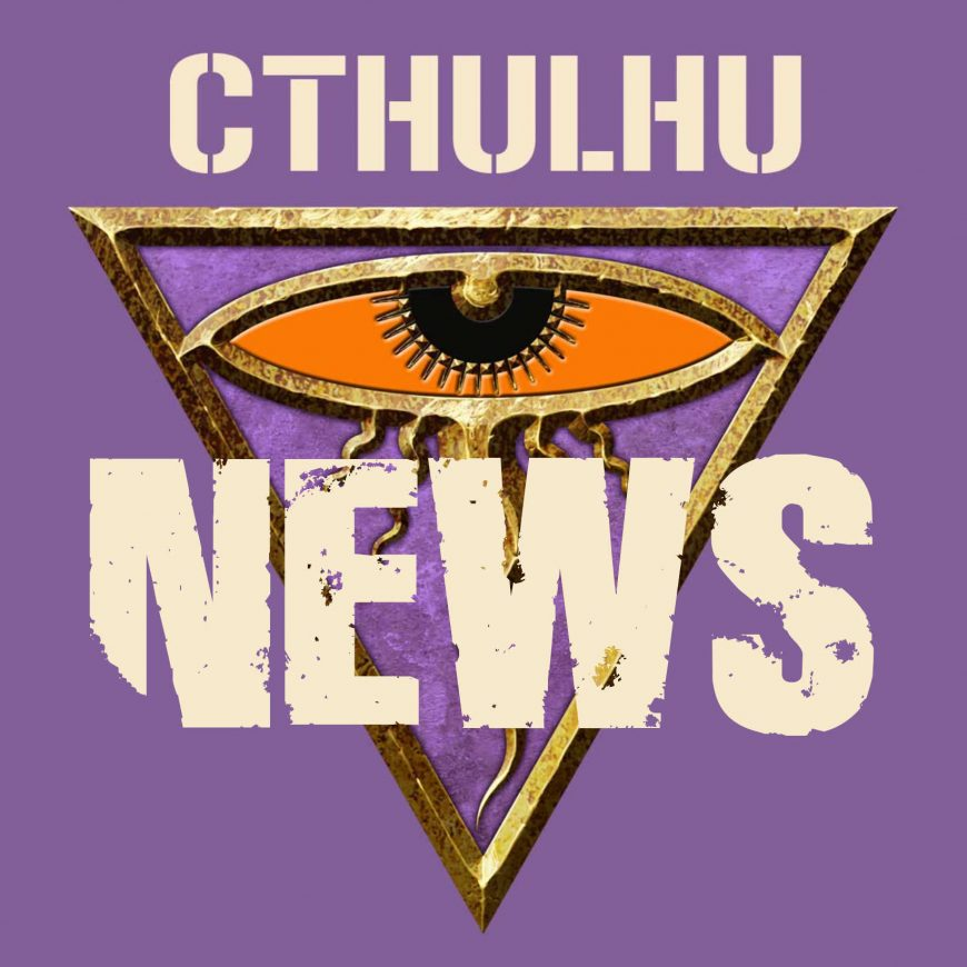 NEWS in the future for the Mythos Cthulhu and the imminent release of the long awaited Dust 1947 rule book in Italian !!