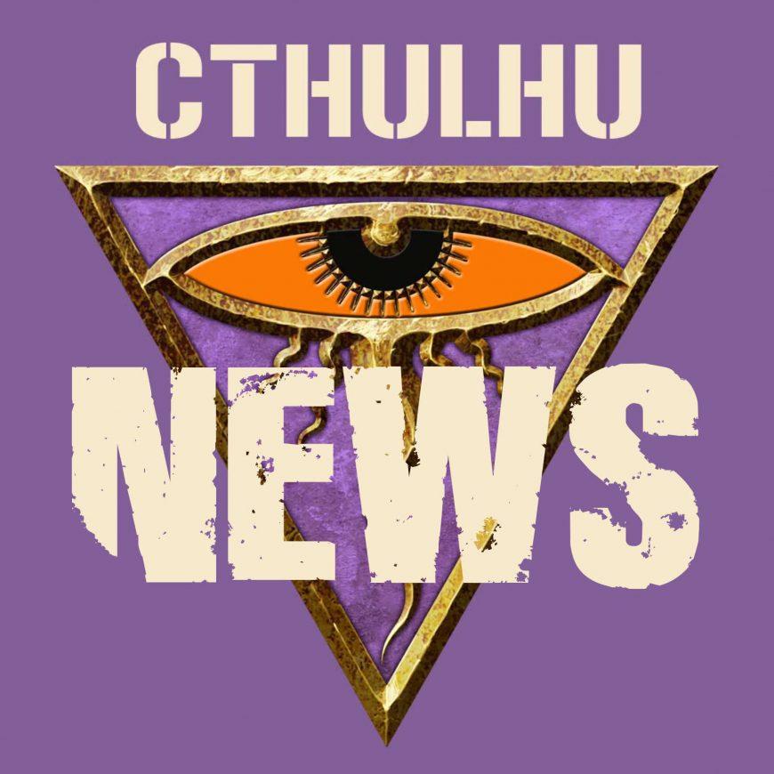Le NOVITA' nel futuro per i Mythos Cthulhu e l'imminente uscita dell'atteso regolamento Dust 1947 in Italiano!!