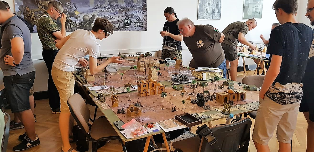 Battle Report Dust European Championship 2019 del nostro Campione Italiano