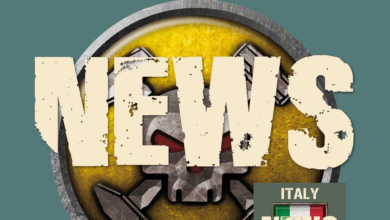 Le NOVITA' nel futuro dei Mercenari, anche l'Italia farà parte di Dust 1947 + Bonus Novità per altre fazioni