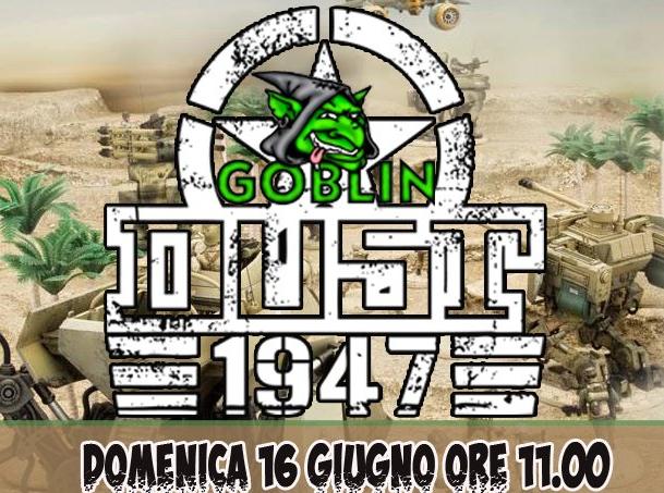 Battle Report Torneo Pietro Micca