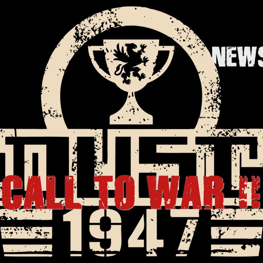 Call to War! Greif Tournament, the Dust 1947 Fall Championship, takes place for the third year on Garda Lake! 19 – 20 OCTOBER 2019 in Lazise, ​​ITALY