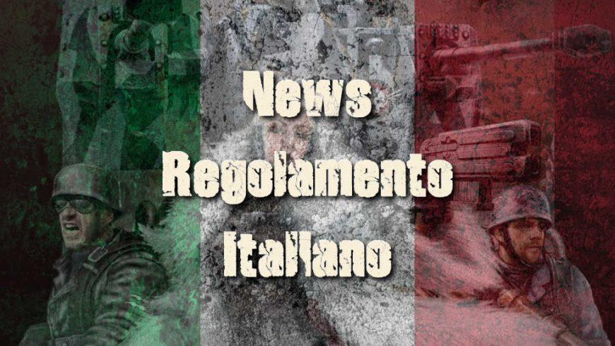 Il regolamento di Dust 1947 in Italiano!