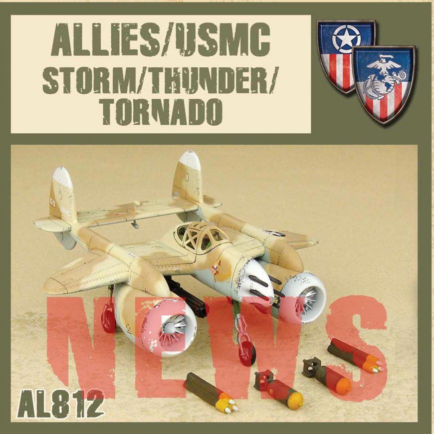 THE TORNADO AND THE NEW ALLIED PLANES