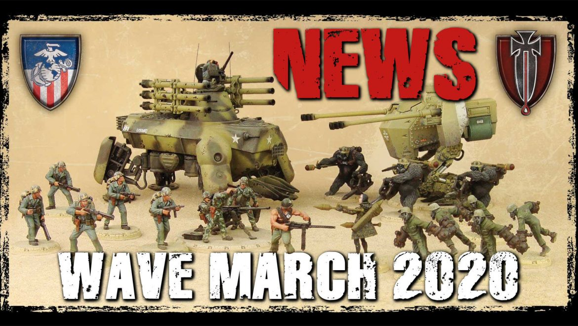 NEWS FROM THE FRONT: NEW DUST RELEASES FROM MARCH 25, 2020. THE ITALIAN CHAMPIONSHIP: IMPORTANT TOURNAMENT EVENT AT MODENA PLAY.
