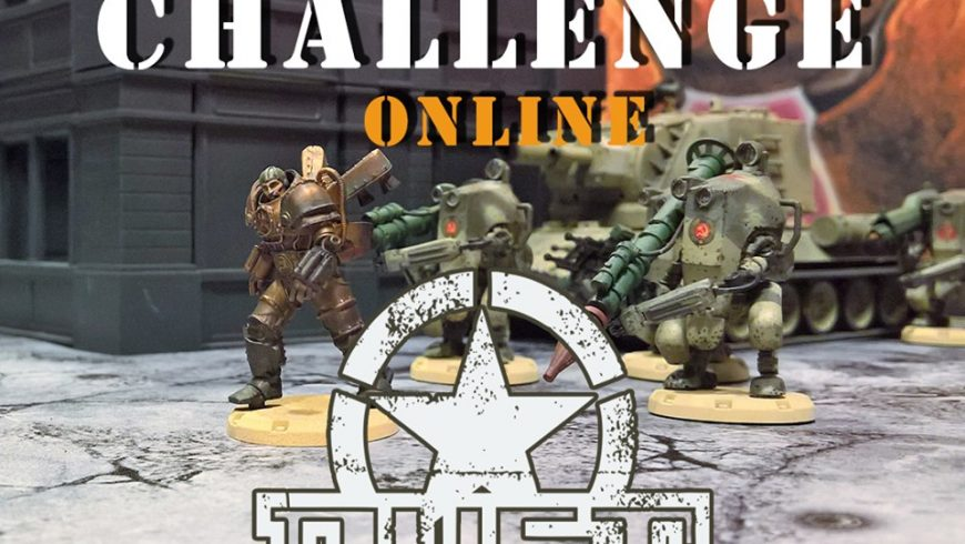 Dust 1947 Army Challenge Online