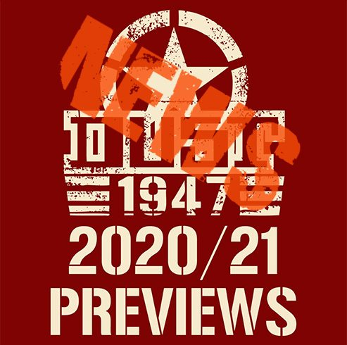 THE PREVIEWS AUTUMN / WINTER 2020 AND A LOOK 2021!